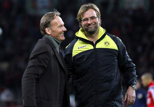 Watzke: I never fight with Klopp