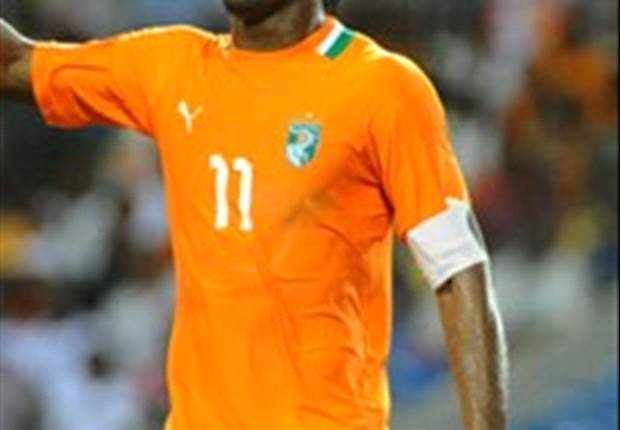 Cote D'Ivoire 2-0 Tanzania: Drogba and Kalou hand the Elephants a good start