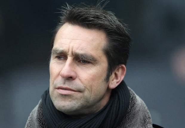 Sauer auf den Schiedsrichter: Hertha-Manager Michael Preetz