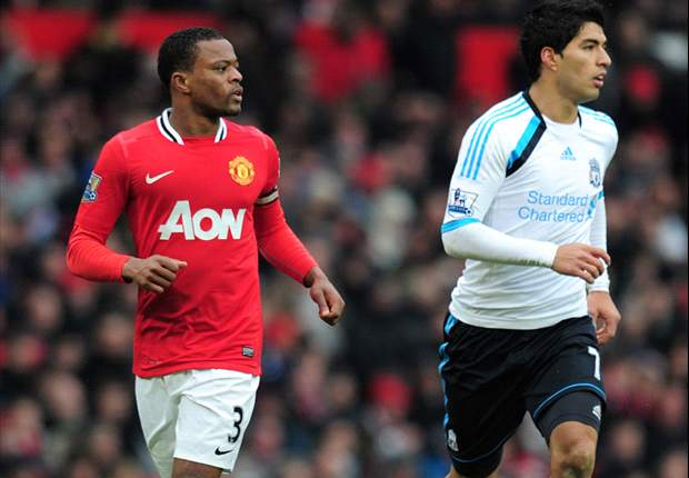Liverpool sponsors Standard Chartered admit disappointment at Luis Suarez's refusal to shake Patrice Evra's hand