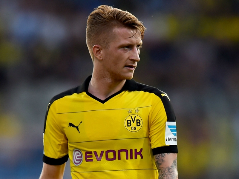 Dortmund star Reus determined to make impact at World Cup after missing 2014 success