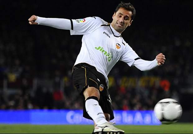 Jonas quer Valencia disputando com Real e Barça na próxima temporada