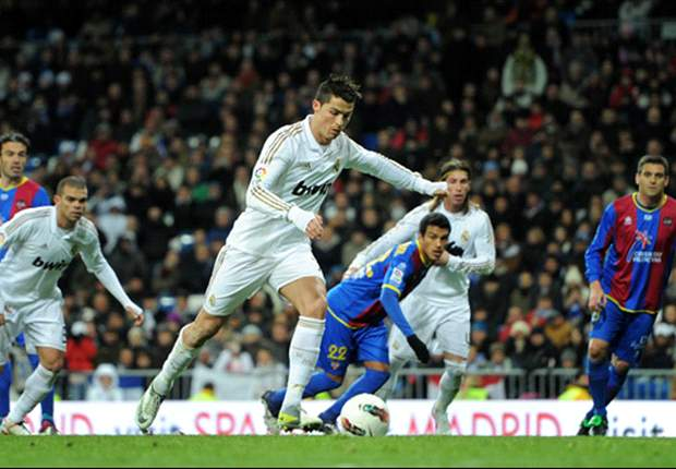 PREVIEW Primera Liga Spanyol: Levante - Real Madrid