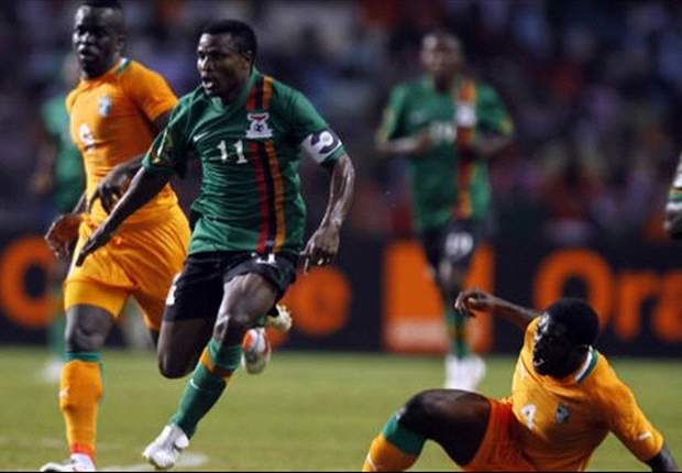 Zambia 0-0 Cote d'Ivoire (AET, Zambia wins 8-7 on pens): Chipolopolo lift first Afcon after dramatic penalty shoot-out