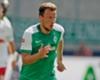 Werder Bremen zwei Wochen ohne Bargfrede