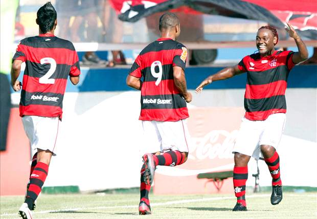 No final, Flamengo arranca empate com a Ponte