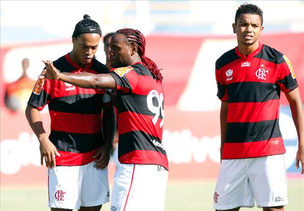 Vagner Love: Libertadores victory is all that matters for Flamengo