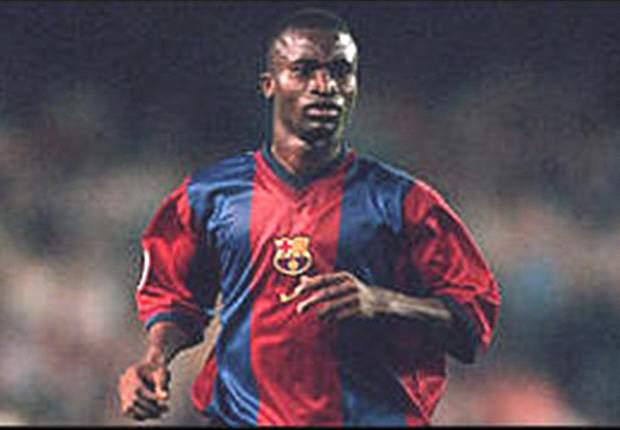 Samuel Okunowo reconoce que el Barcelona le ha ayudado