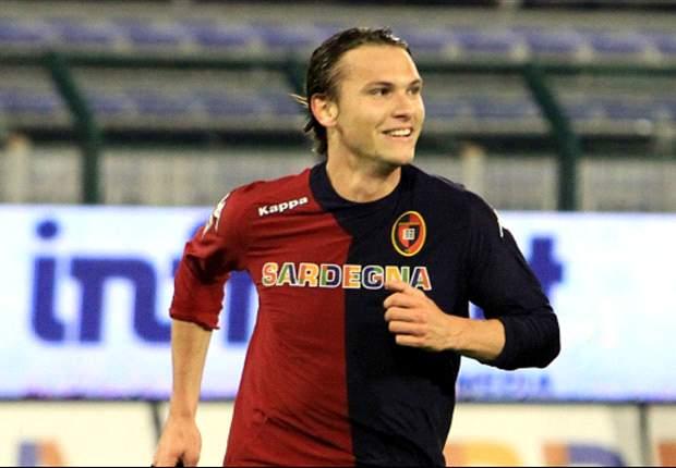 """Ekdal esprime tutta la sua gioia per essere rimasto a Cagliari: """"Sono felice, ringrazio il presidente per avermi accontentato"""""""