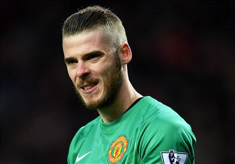 Man Utd hit back at Madrid over De Gea