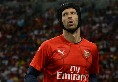 Cech: I started as a winger