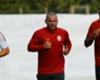 Sneijder neden bu kadar gergin?