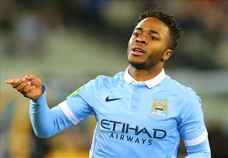City edge Roma as Sterling strikes