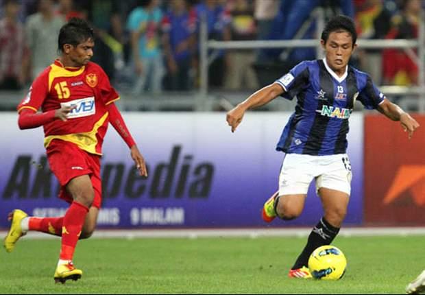Johor 1-2 Sarawak: Azizan Baba and Guy Bwele star in impressive comeback win