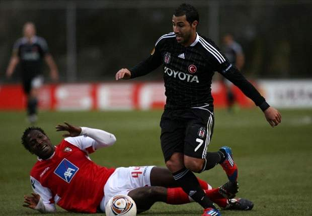 Europa League Betting Preview: Back Braga to get the better of Besiktas