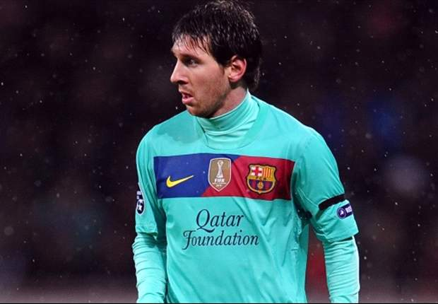 Messi makes history with 200th league outing for Barcelona
