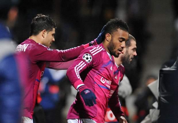 Verdient aber nur knapp: Olympique Lyon schlägt APOEL Nikosia mit 1:0