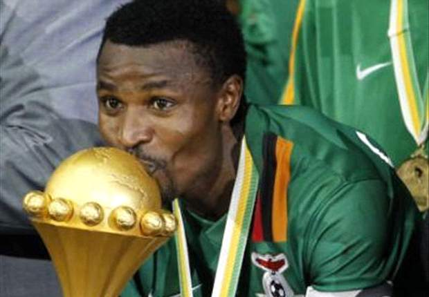Zambia's Christopher Katongo named BBC African Footballer of the Year