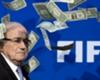 Umfrage: Blatter strittigste Person 2015
