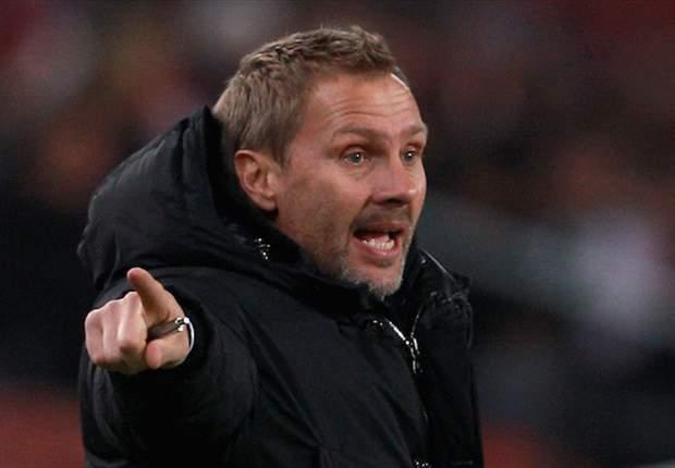 Hamburger SV: Thorsten Fink tritt auf die Euphoriebremse