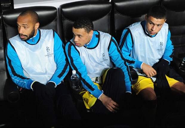 Henry mogelijk opnieuw terug bij Arsenal