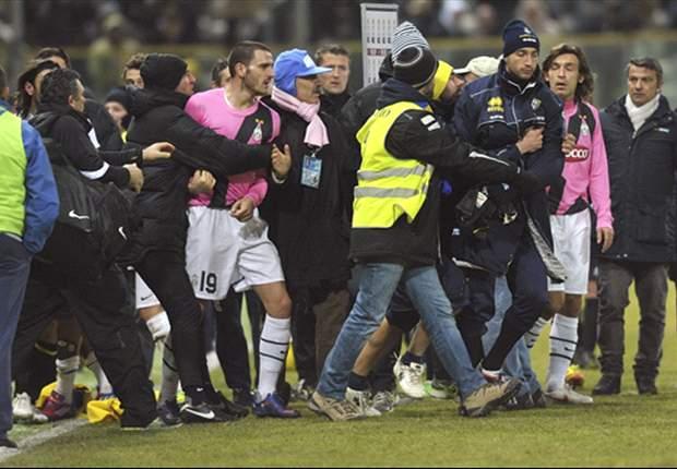 CATATAN Serie A Italia: Kenapa Juventus Selalu Dirugikan Wasit?