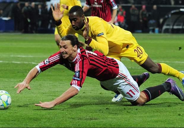 Duelo de tridentes para buscar el milagro del Arsenal o la confirmación del Milan. ¡Alineaciones!