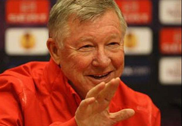 Ferguson: Battling win over Tottenham shows Manchester United are well up for title run-in