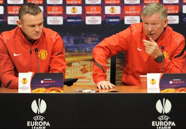 Ferguson verwacht doelpunten van Rooney