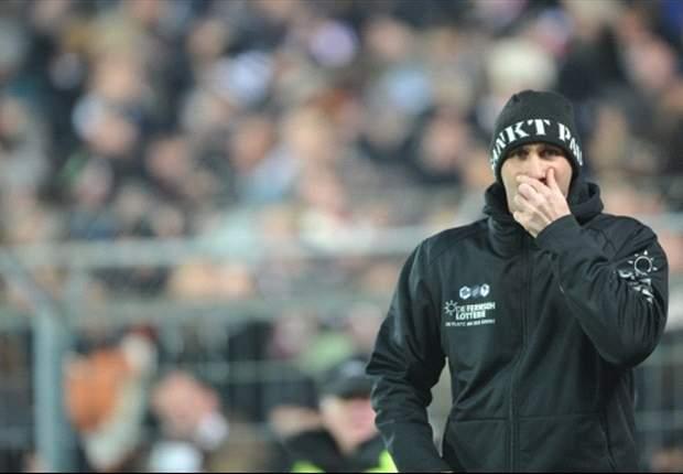 St. Pauli trennt sich von Trainer Andre Schubert