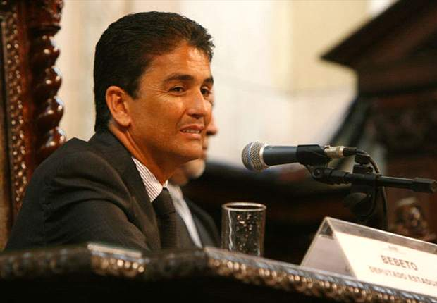 Former Brazil international Bebeto joins 2014 World Cup organising committee