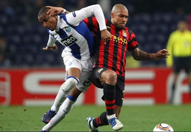 De Jong: Sporting Lisbon deserved first-leg win but Manchester City can qualify