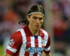 Atletico: Filipe Luis return imminent