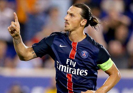 Ibra: Milan wanted me, Arsenal didn't