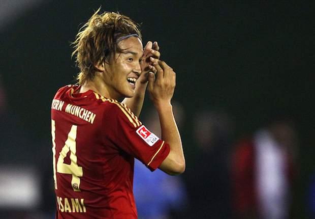TEAM NEWS: Usami starts for Bayern as Heynckes fields B-team against Stuttgart