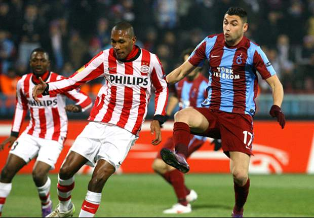 Fred Rutten hails 'mature' PSV after win over Trabzonspor