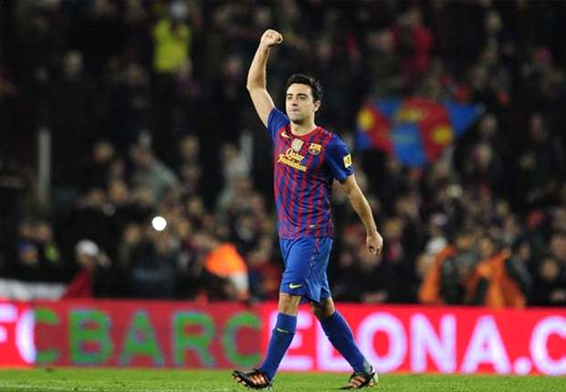 Xavi insists that Barcelona are fully behind Tito Vilanova