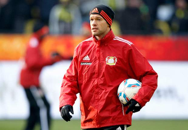 Agent: Michael Ballack would love to play for New York Red Bulls but team wants Stephen Ireland