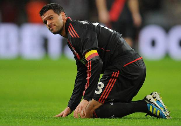Bayer Leverkusen CEO Wolfgang Holzhauser invites Michael Ballack to request contract termination