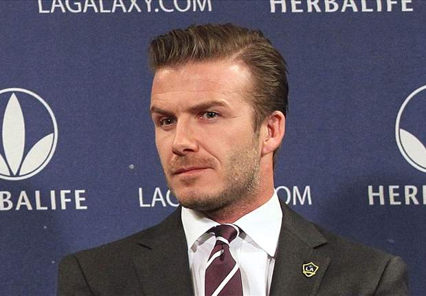 Beckham labels claims that he may be picked for GB team for his commercial value 'disrespectful'