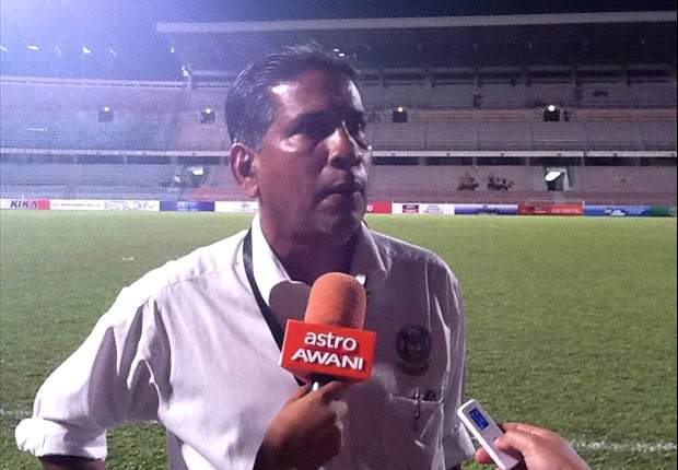 Sathianathan: It's unfair that we can't train in Jalan Besar