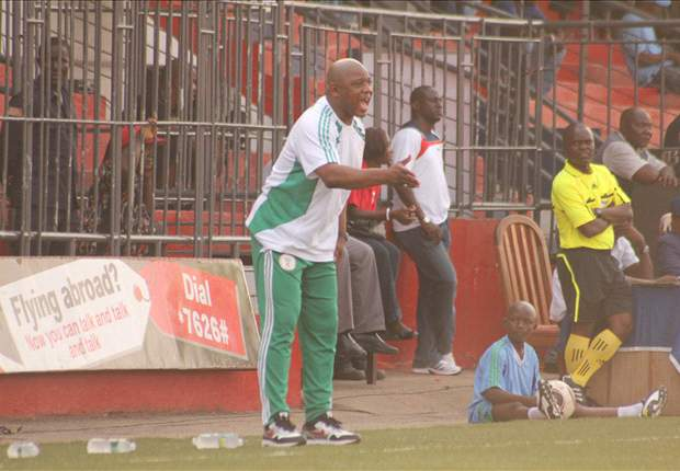 Keshi satisfied with progression under his watch as Eagles stay 58th in FIFA ranking