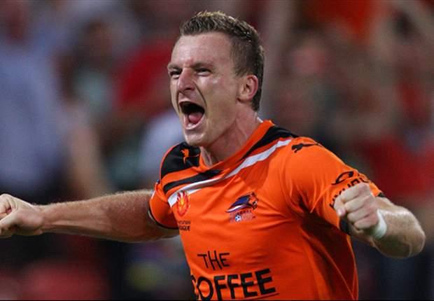 Brisbane Roar 3-2 Melbourne Victory: Berisha brace inspires the champions