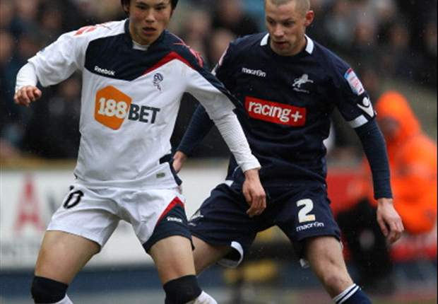 Millwall 0-2 Bolton: Miyaichi & Ngog on target as Trotters put Premier League woes to one side to reach FA Cup quarters