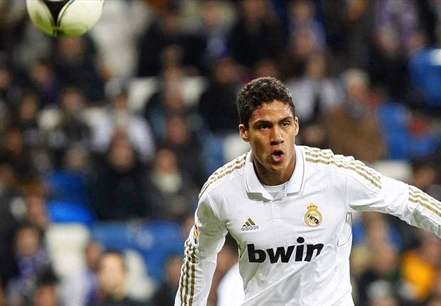 Varane misses Madrid training due to muscle injury