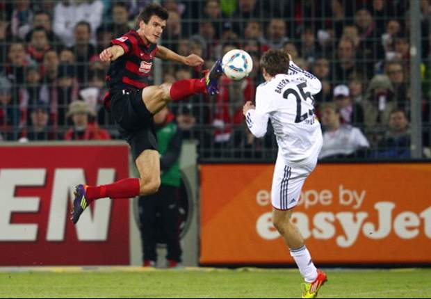 Freiburg 0-0 Bayern Munich: Dismal draw sees Bavarians fall four points behind Dortmund