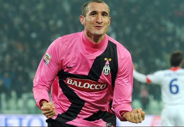Chiellini: Juventus will take the game to AC Milan