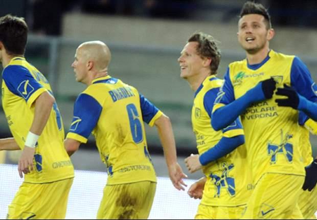 Round-Up Serie A Italia: Chievo Buat Kejutan Di Kandang Genoa