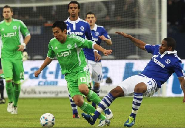 Magaths Wölfe chancenlos beim FC Schalke 04