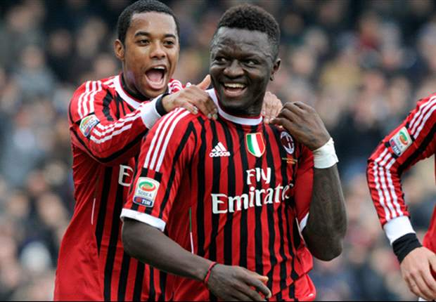 Muntari will sign with AC Milan for two years, says agent